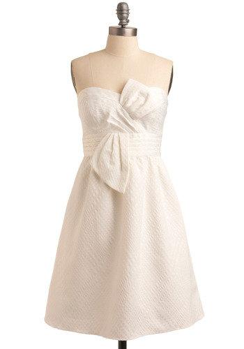 So Nice in White Dress