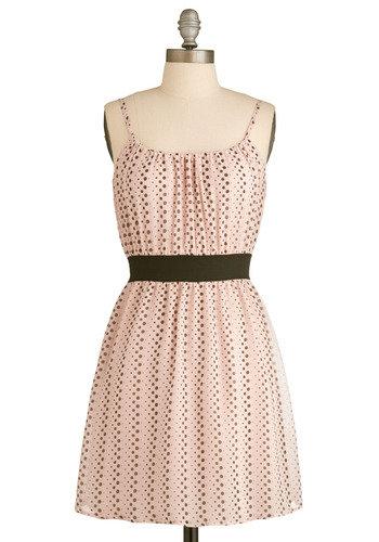 Afternoon Bubble Tea Dress