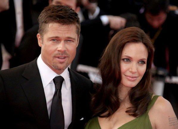 Angelina Jolie (and Brad Pitt)