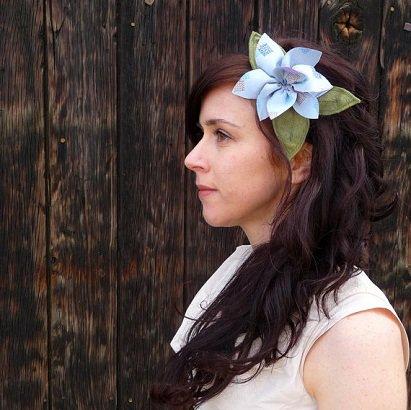 Eco-Friendly Headband....