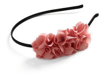 Row of Roses Headband
