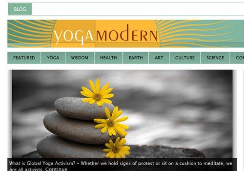Yoga Modern
