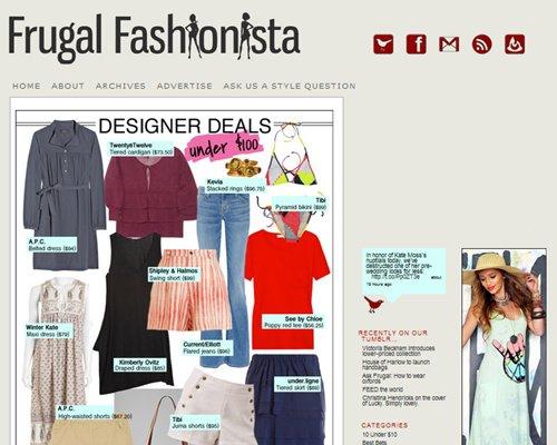 Frugal Fashionista