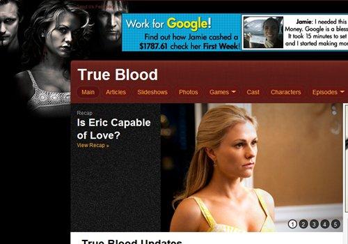 Buddy TV True Blood