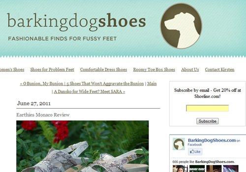Barking Dog Shoes