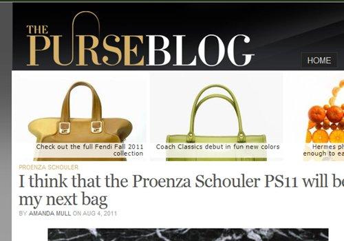 the Purse Blog