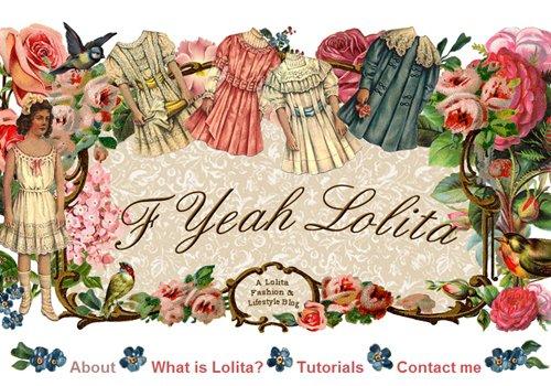 F Yeah Lolita