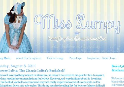 Miss Lumpy