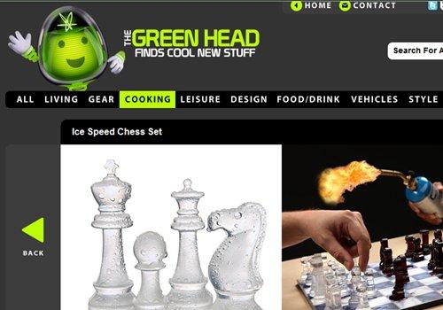 the Green Head