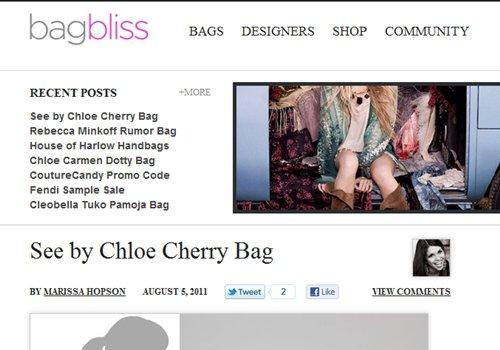 Bag Bliss