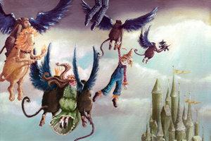 Those Flying Monkeys