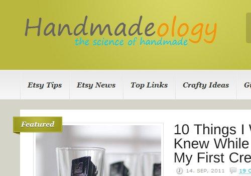 Handmadeology