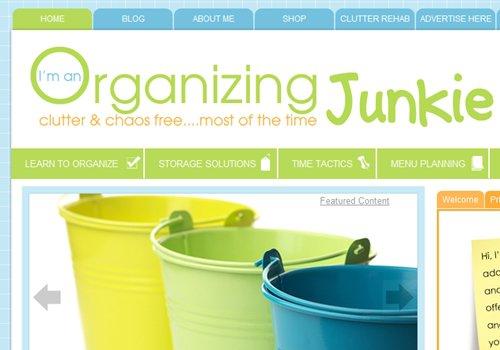 I M An Organizing Junkie