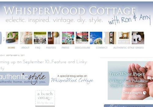 Whisper Wood Cottage