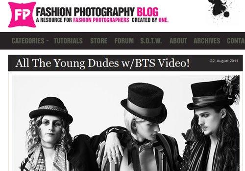 Fashion Photography Blog