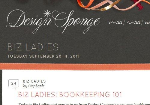 Design*Sponge Biz Ladies