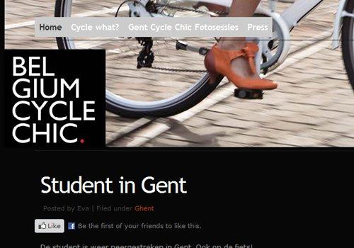 Belgium Cycle Chic