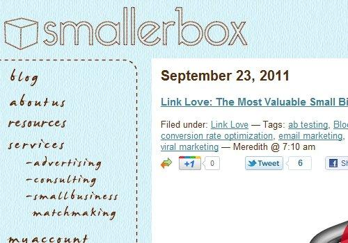 Smallerbox