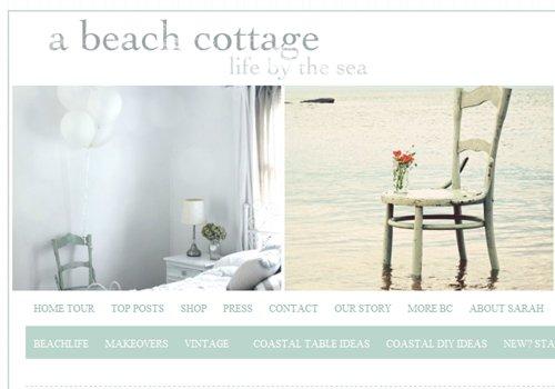 a Beach Cottage