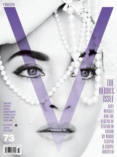 Kate Winslet for V