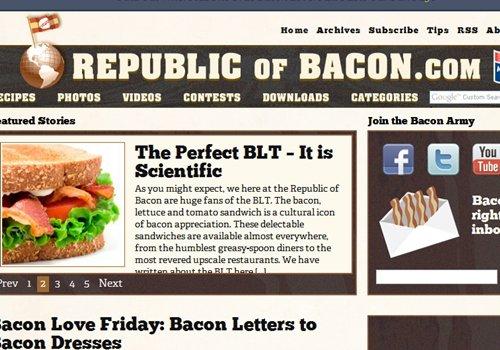 Republic of Bacon