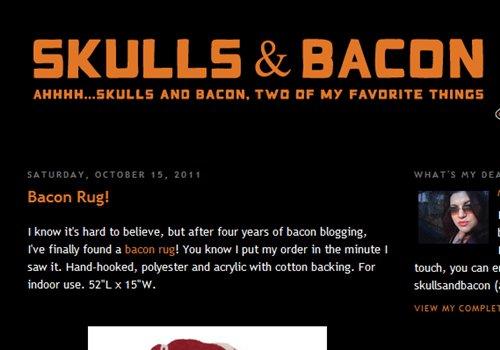 Skulls & Bacon