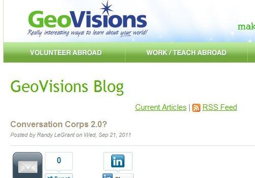 GeoVisions