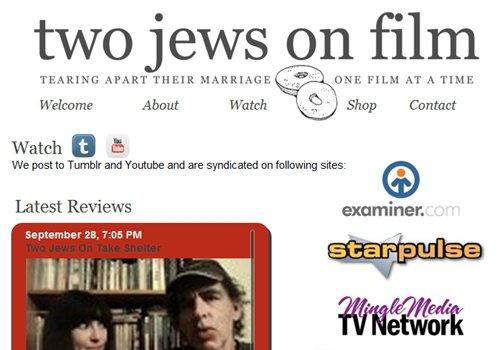 Two Jews on Film