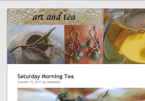 Art and Tea