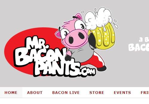 Mr. Baconpants