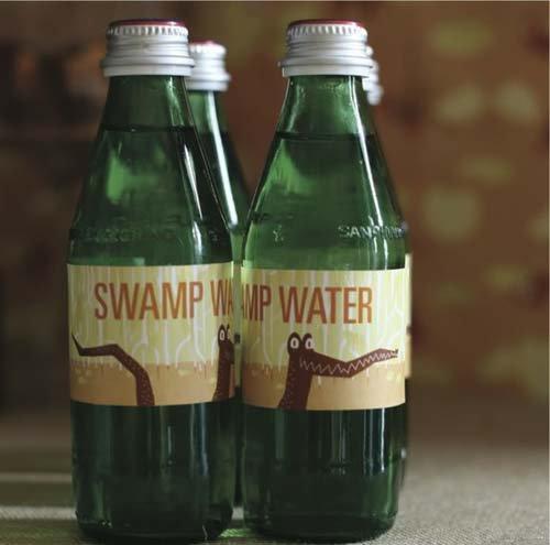 Bottled Water …