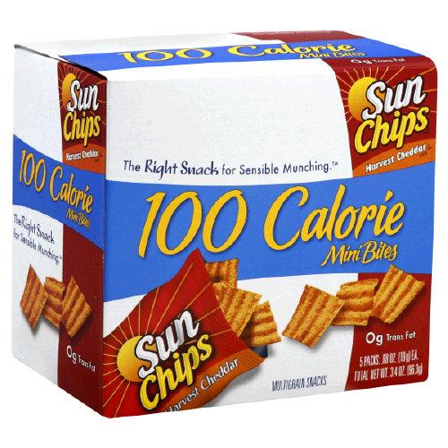 100 Calorie Sun Chips
