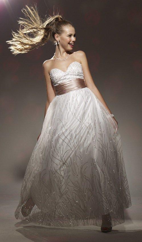 Davids Prom Dress