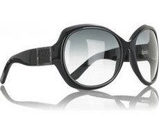 Bottega Veneta Oval Framed Sunglasses
