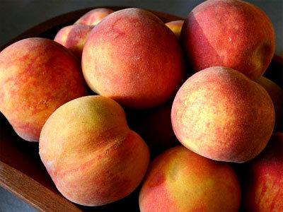 Peaches ...