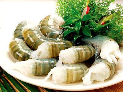 Shrimps or Fillet Mignon ...