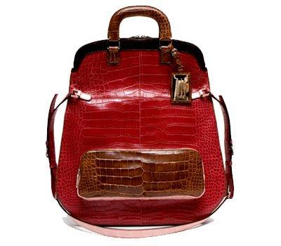Dolce & Gabbana Crocodile Miss Pocket Bag