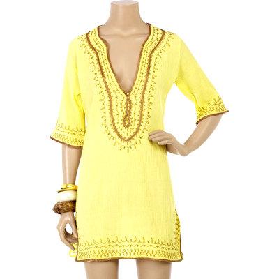 Melissa Odabash Palm Beach Cotton Tunic