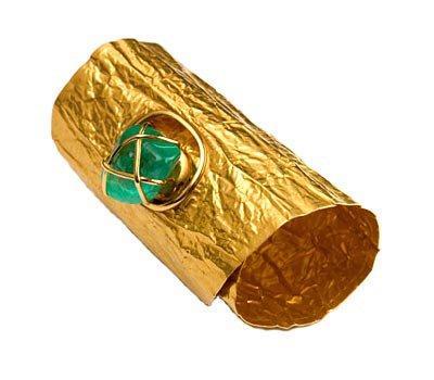 Eternamé Emerald Cuff **