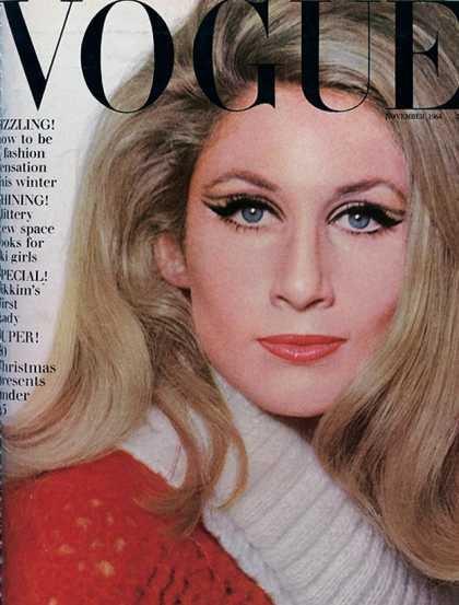 Jane Holzer - November, 1964
