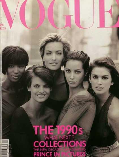 January, 1990