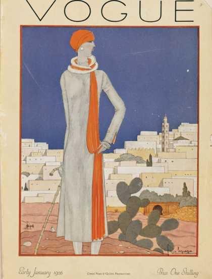 January, 1926