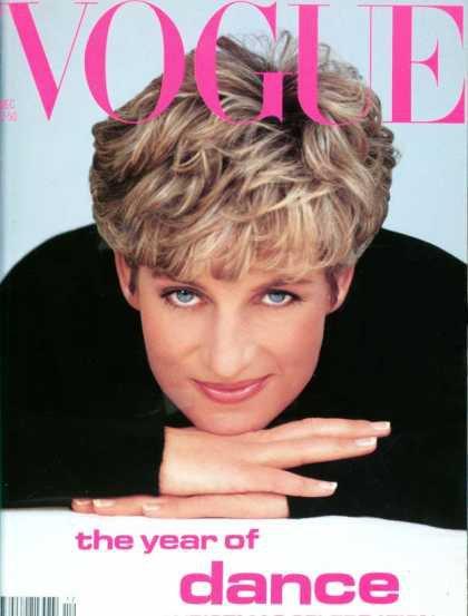 Diana, Princess of Wales - December, 1991