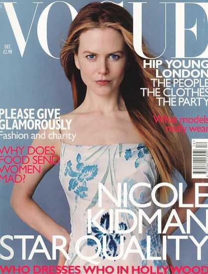 Nicole Kidman - December, 1998