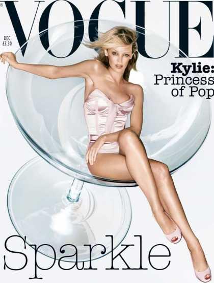Kylie Minogue - December, 2003