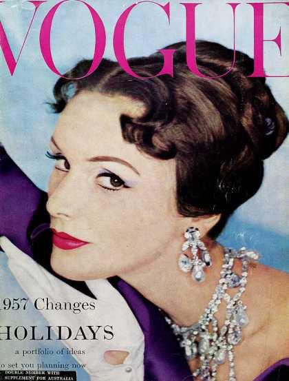 January, 1957
