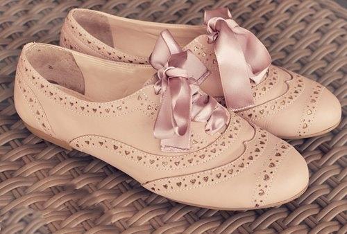 Shoes + Ribbon Laces