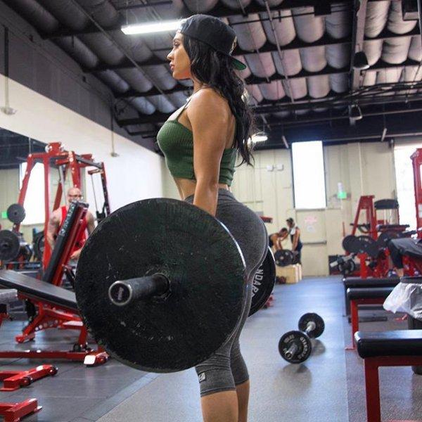 weightlifter, weight training, gym, barbell, deadlift,