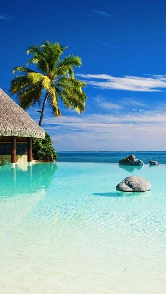 tropics, caribbean, coastal and oceanic landforms, sea, sky,