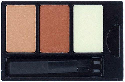 eyebrow, eye, brown, leather, eye shadow,